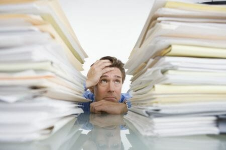 Overwhelmed by legal requirements