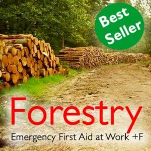 Emergency first aid at work for +F forestry Lochaber