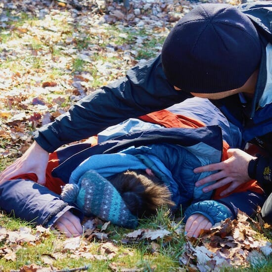 Outdoor first aid in scotland