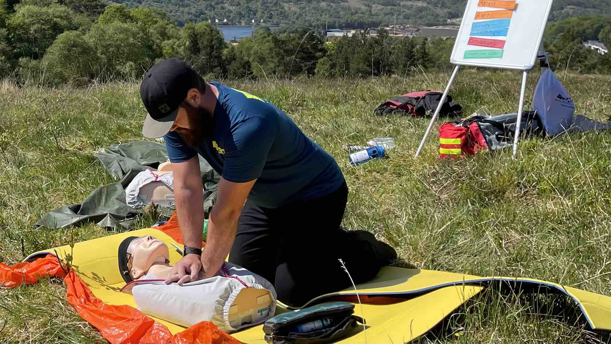 Outdoor First Aid Fort William