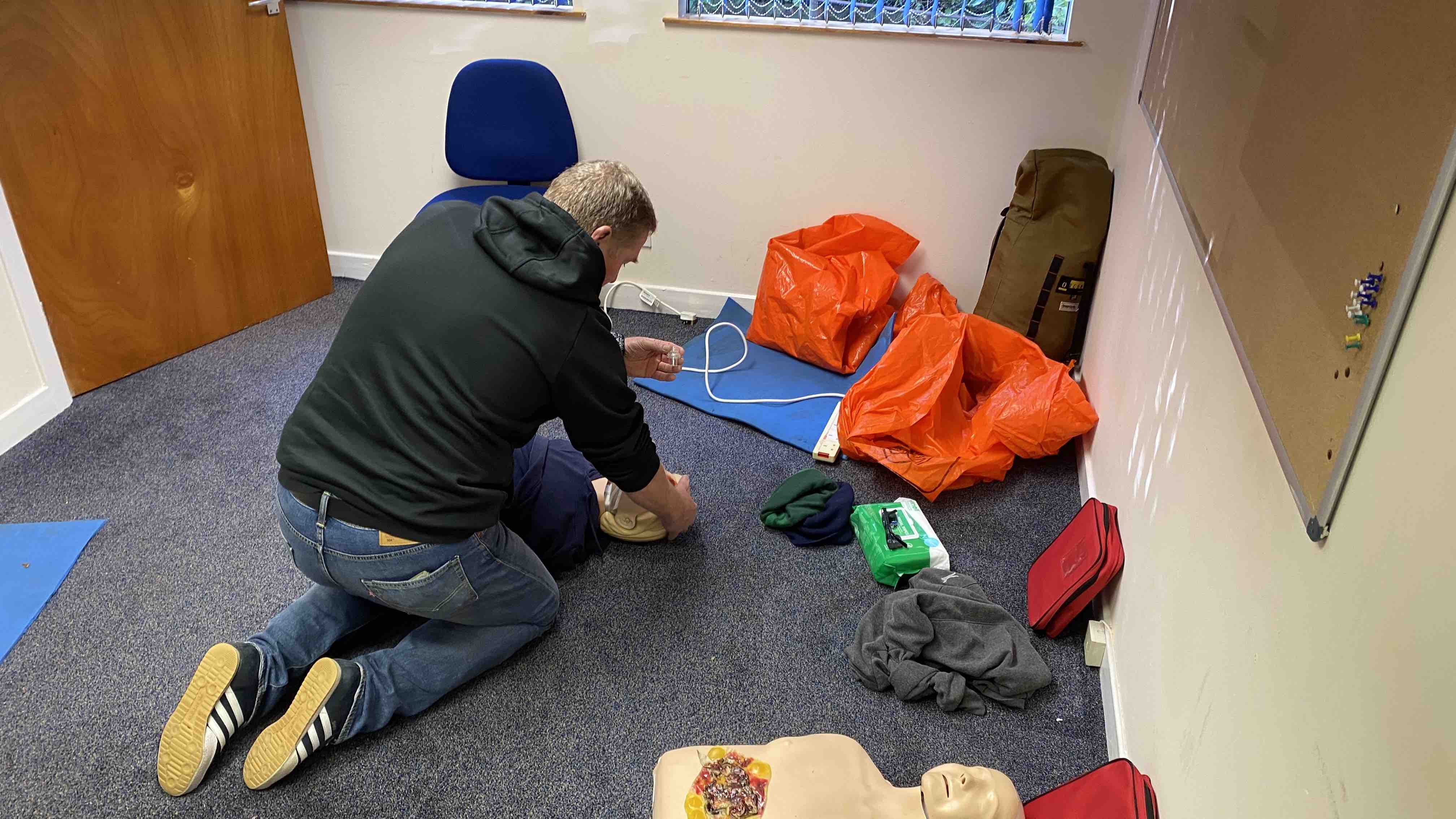 First Aid training in your workplace