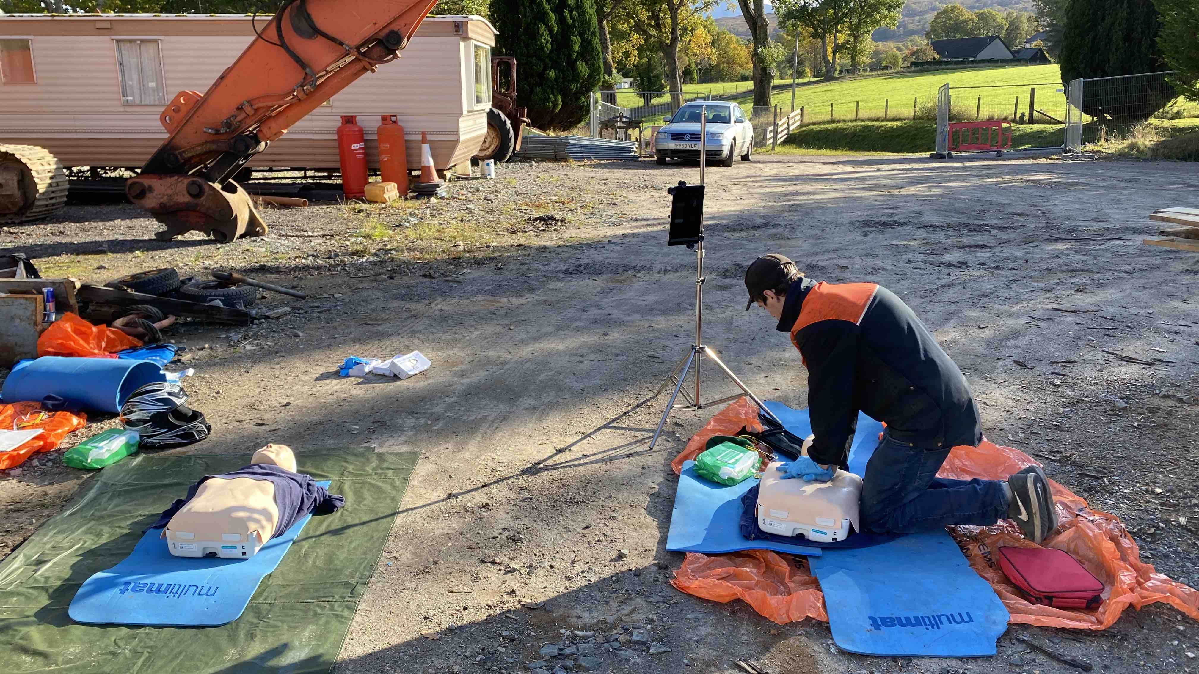 onsite forestry first aid course